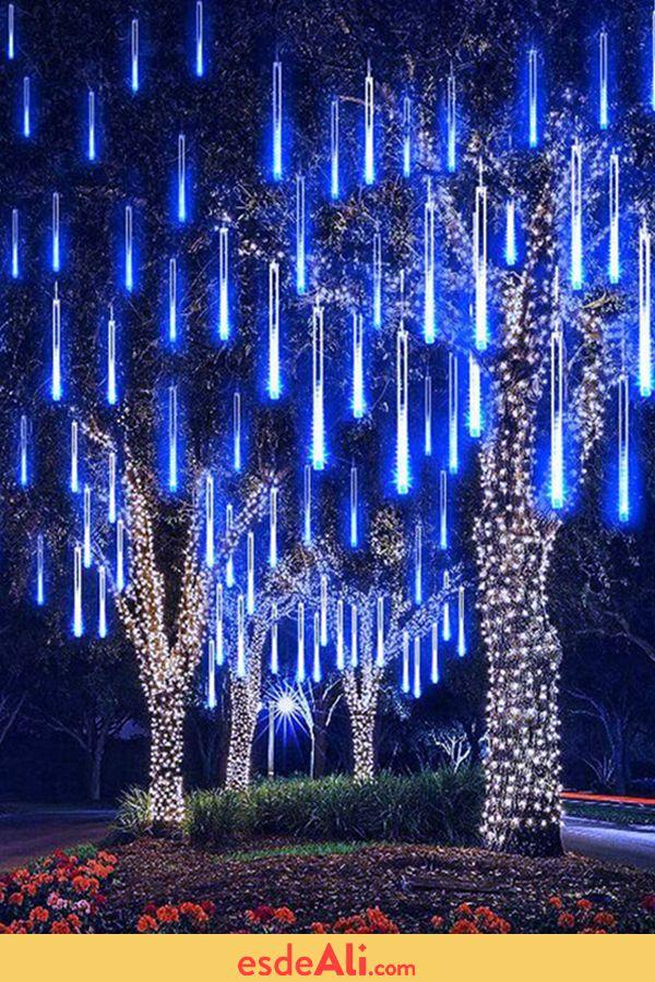 Pin De Fabiola Jimenez Pico En Diseno Arq Eventos En 2020 Luces Led De Navidad Luces De Navidad Decoracion Exterior Navidad