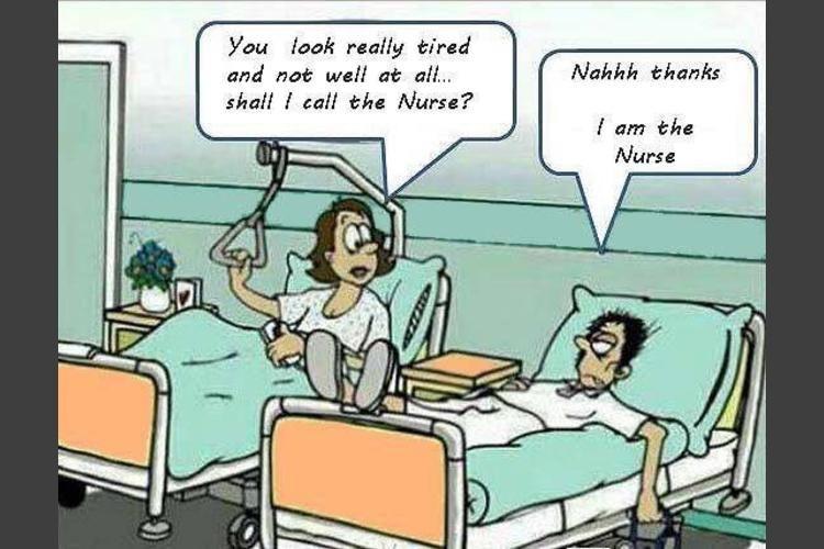 29 Photos ALL Nurses Know To Be True (Slide 54) Offbeat