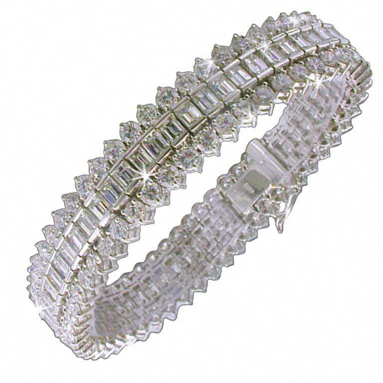 Antique Diamond Tennis Bracelet Uk