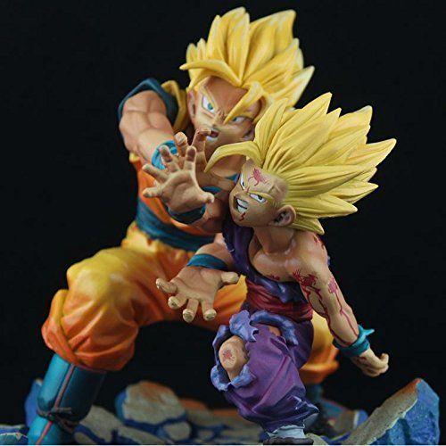 Dragon Ball Z SC Tenkaichi 7 Super Saiyan 2 Son Gohan PVC Figure Figurine NO BOX