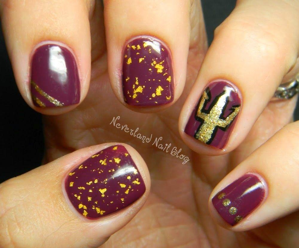 Neverland Nail Blog: July 2013 | Cap Decoration | Pinterest | Nail ...