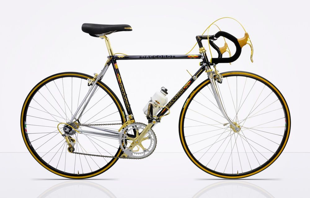 547c729920d Details about Colnago Mexico Oro Gold with Campagnolo 50th | Bicycle ...