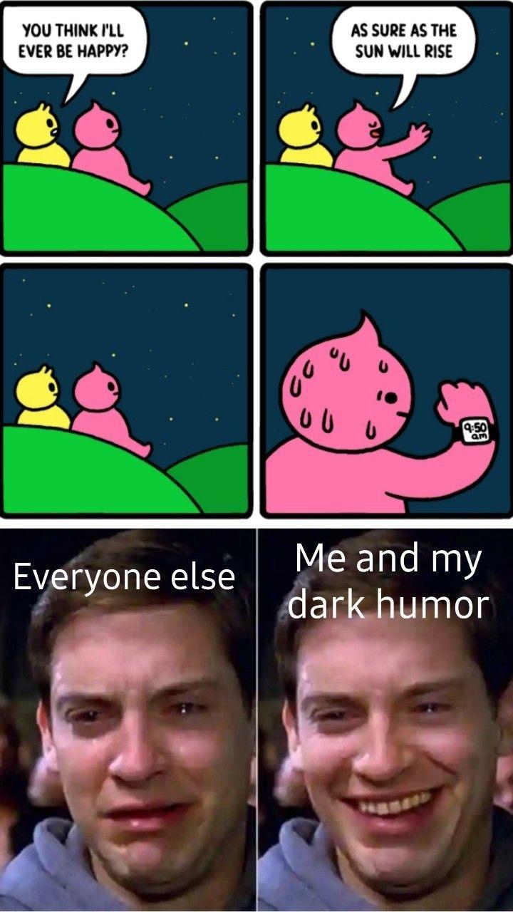 45 Dark Humor Memes to Lift Your Spirits