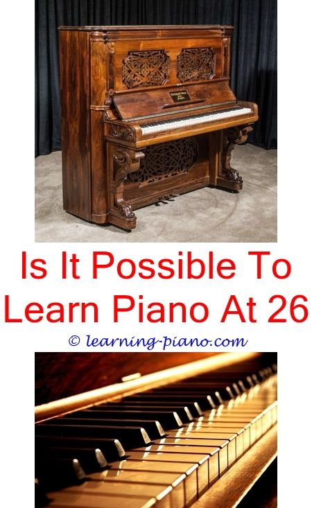 Learn Piano Scales Quickly