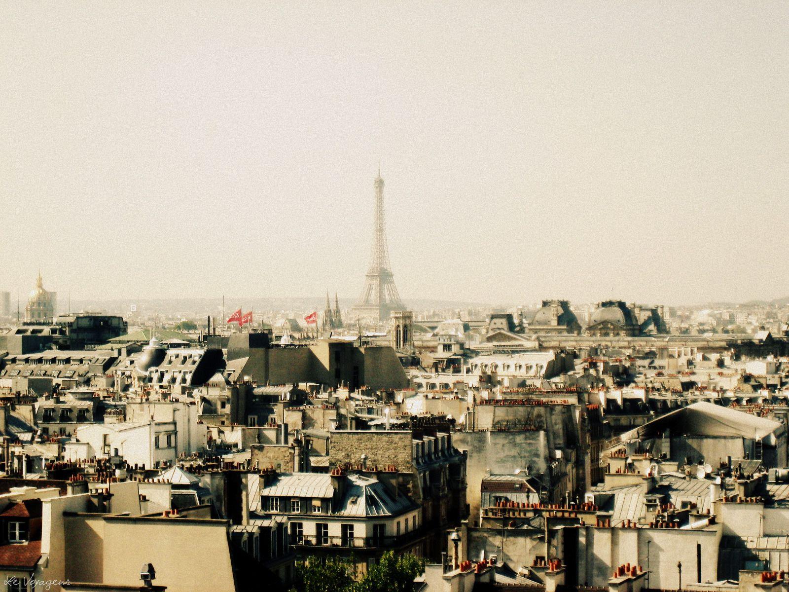 Le Voyageur: Paris, France