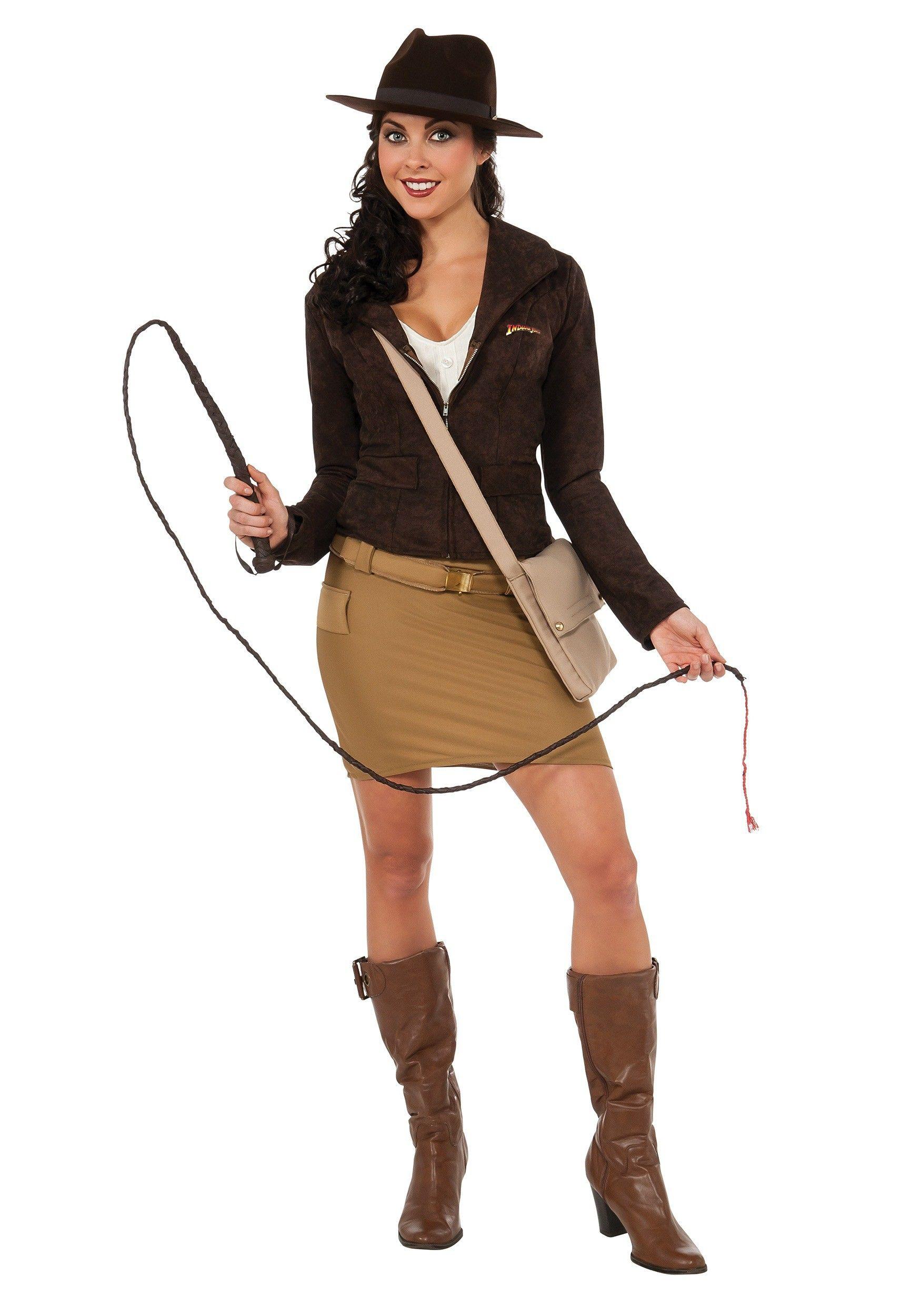 Indiana Jones Costume Womens Diy