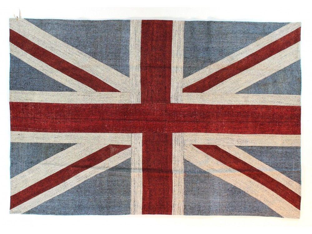 union jack rug Union jack rug, Patchwork rugs, Rugs