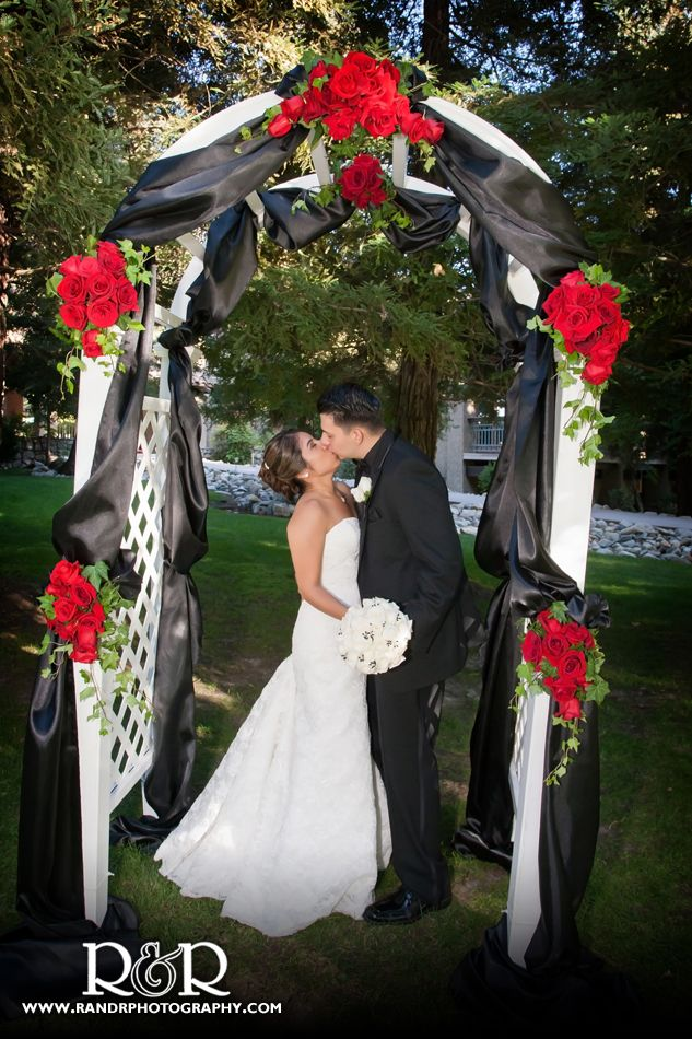 Black and Red wedding ideas wedding ideas Pinterest Runners