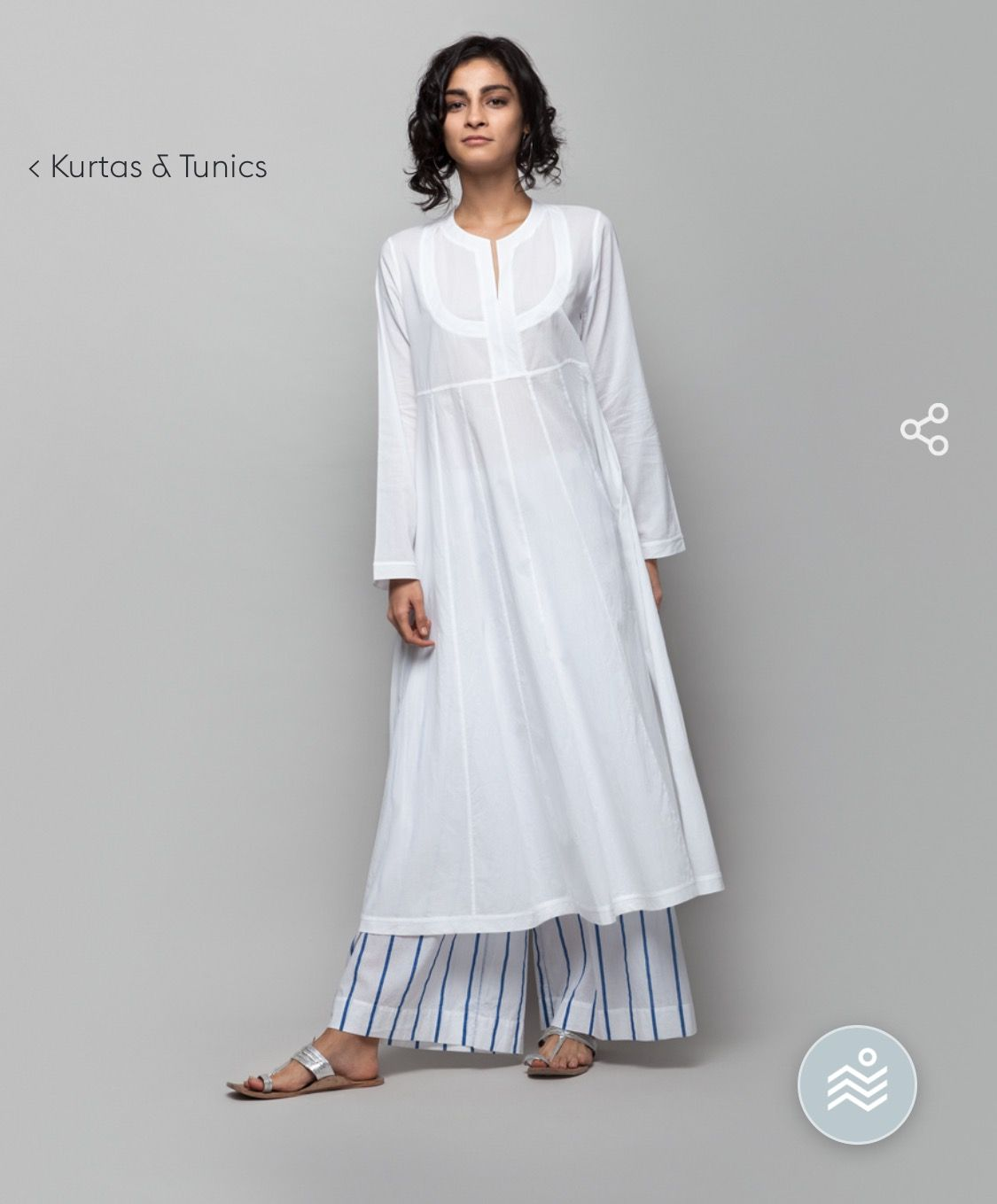 White love, kurta love | Kurtas - can\'t do without\'em | Pinterest ...