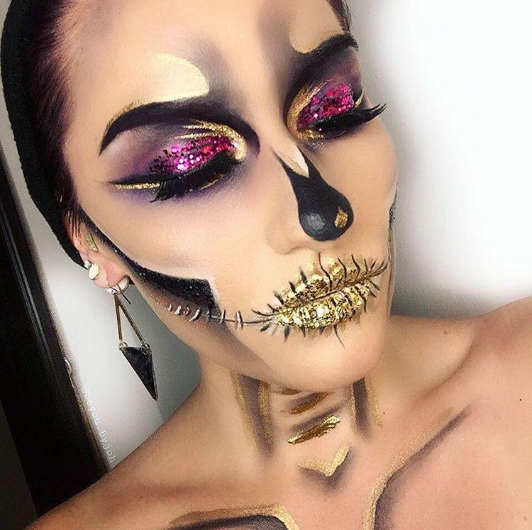 αυυυвreyтαтe ☾♡ нαlloweeɴ Pinterest Makeup, Halloween
