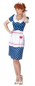 Sassy Lucy Adult Costume - Family Friendly Costumes