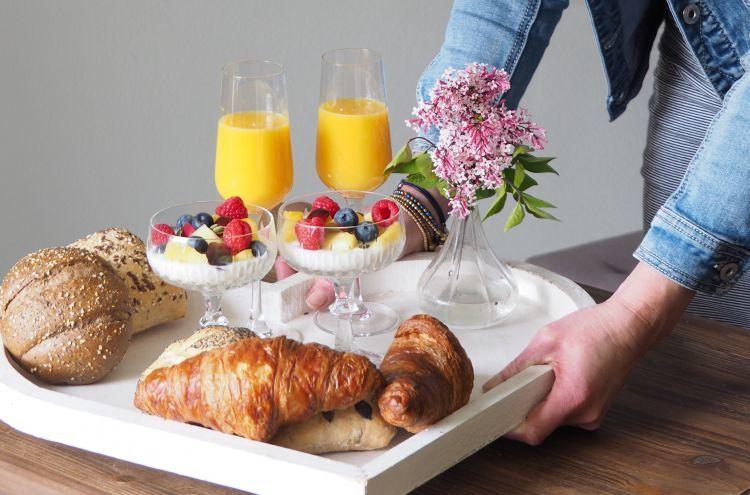Verrassend Bed & breakfast: de lekkerste ontbijtjes (con imágenes)   Desayuno CG-31