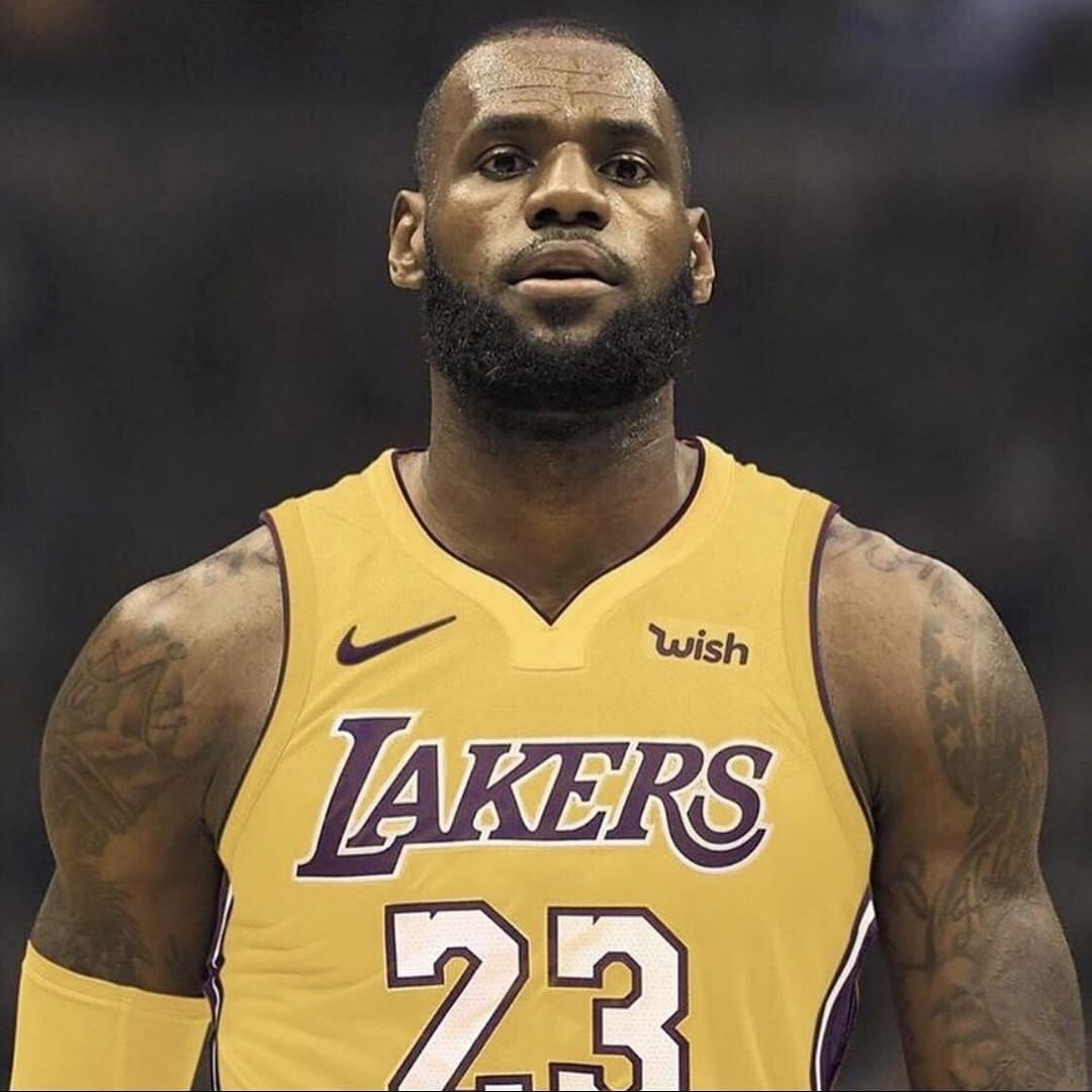 1c36a7378 LIMITED STOCK Be the first to get your hands on a LeBron James Lakers Jersey!  All Jerseys come with FREE SHIPPING Tag someone who needs one!