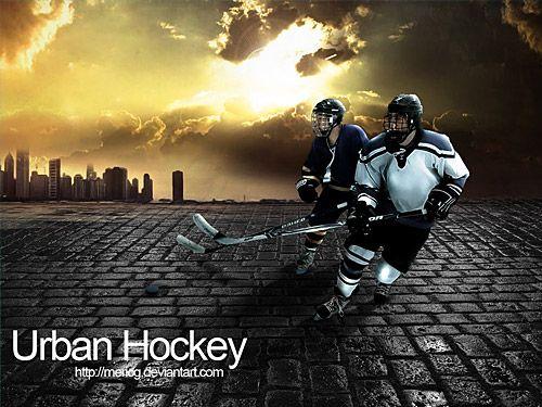 Awesome Urban Hockey Free PSD Urban Hockey Free PSD #downloadpsd - hockey templates free
