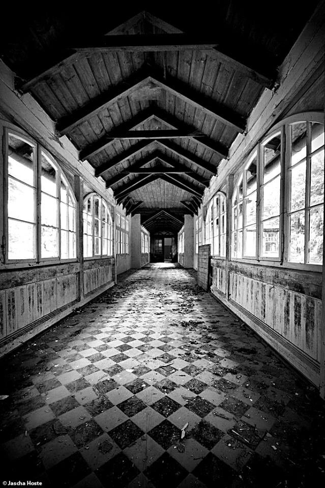 Heilstatten H a abandoned sanatorium in the former east Germany urbex decay www.lost-in-time-ue.nl