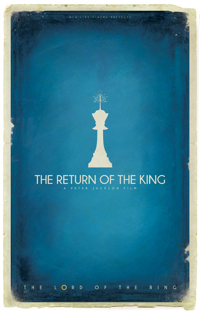 The Lord of the Rings: The Return of the King.