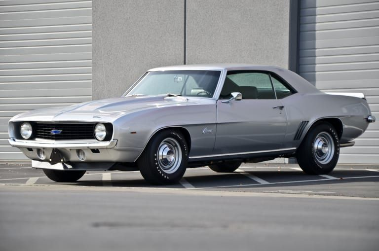 1969 Chevrolet Camaro Zl1 Was One Of Most Expensive Muscle