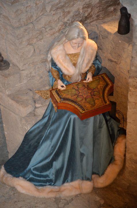 Costume de la fin du XVe siècle