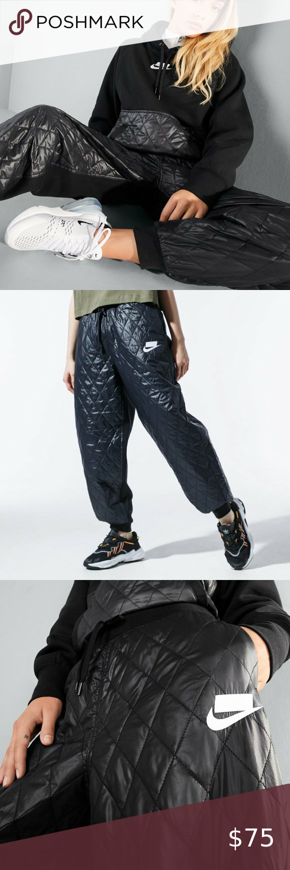 Nike Sportswear Sport Pack Quilted Pants NWT in 2020