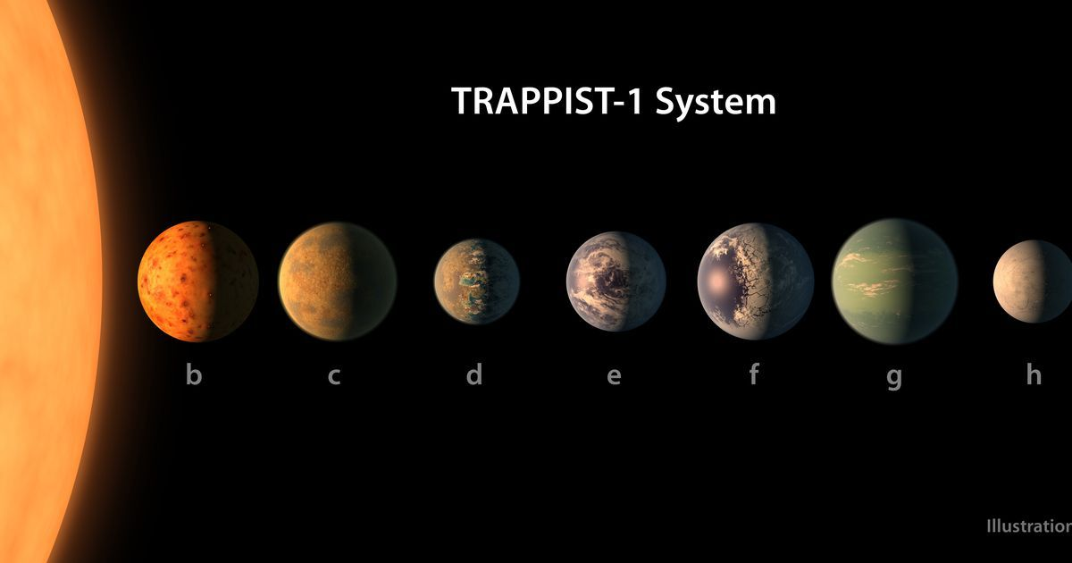 NASA discovered 7 Earth-sized planets and everyone made the same Trump jokes - http://howto.hifow.com/nasa-discovered-7-earth-sized-planets-and-everyone-made-the-same-trump-jokes/