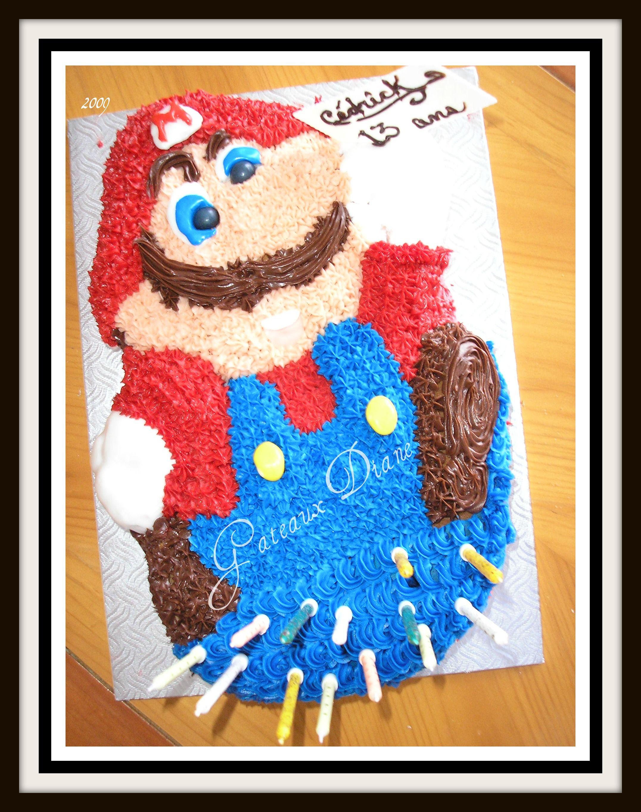 Mario Bross (Cédrick 2009)