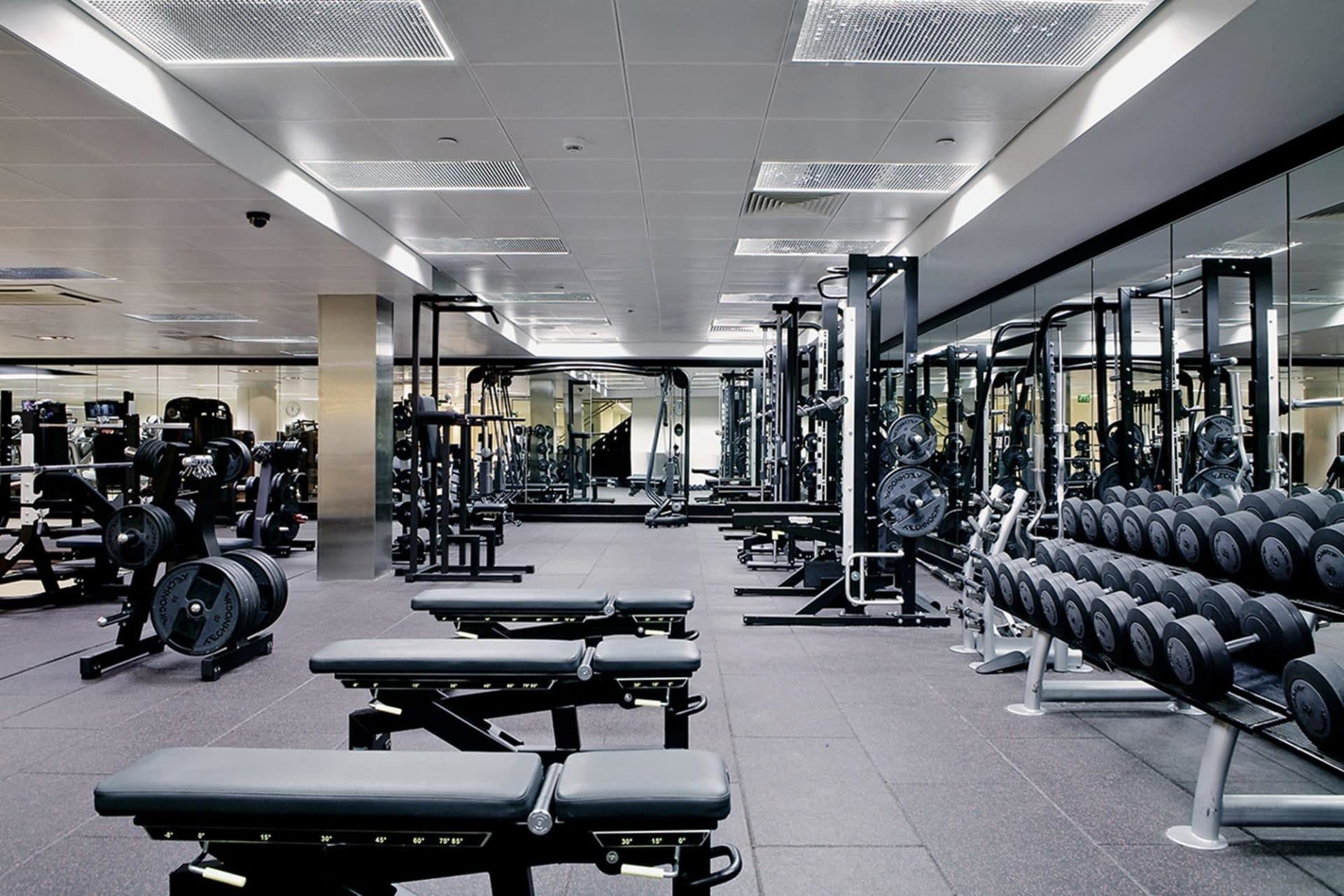 London gym design holl consulting gym design and fitness