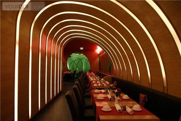 Restaurant in München: Monsieur Hu - Restaurant Monsieur Hu München ...