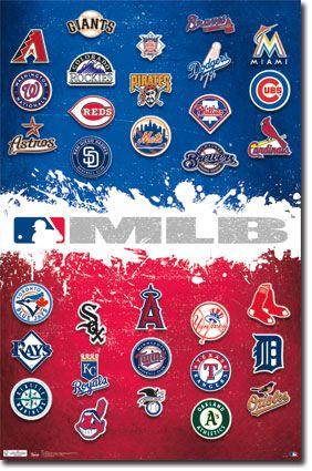 Product Trends International Mlb Baseball Logo Major League Baseball Logo Mlb Team Logos