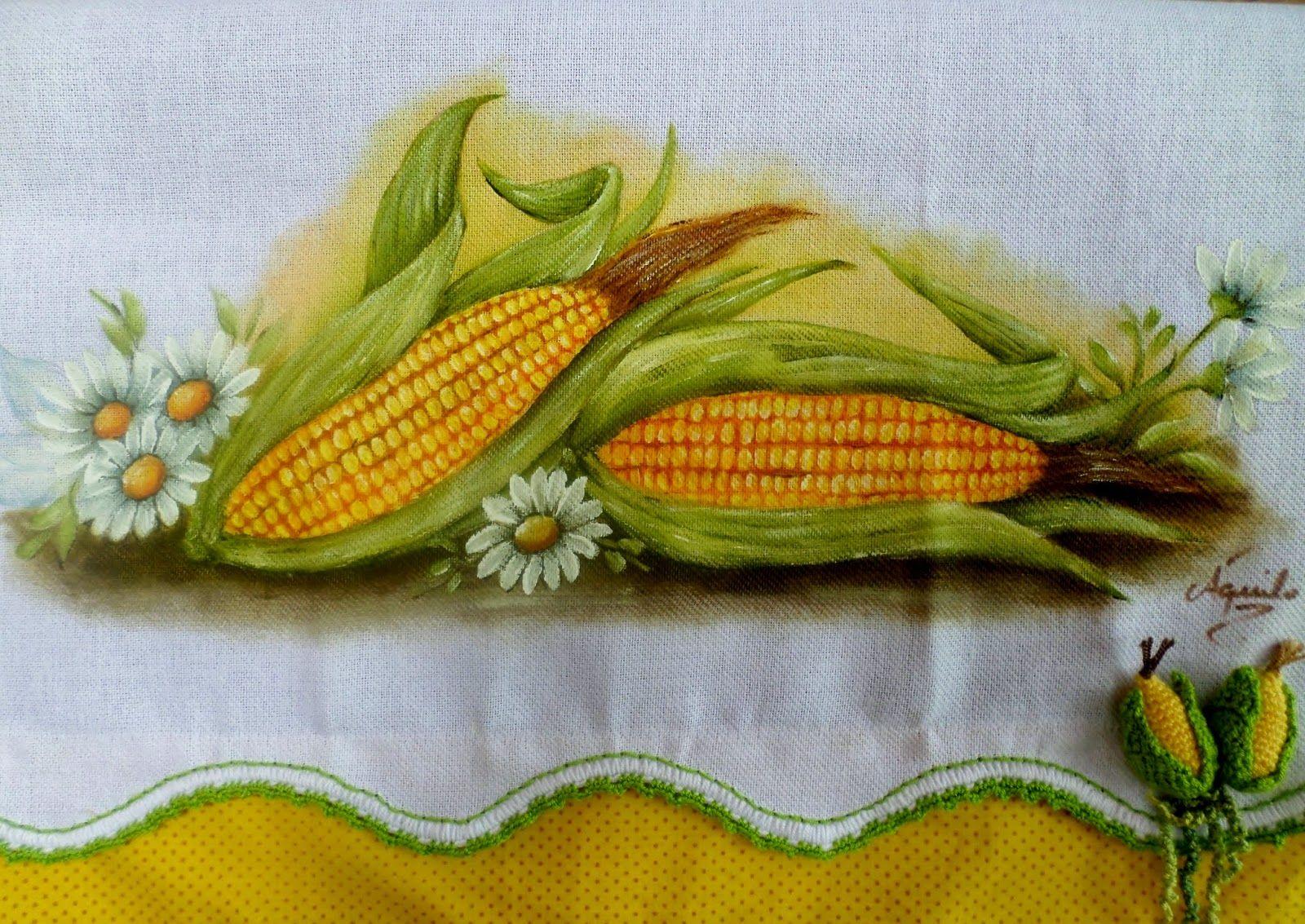pintura-em-tecido-milho
