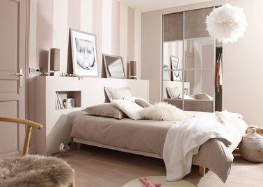 12 idées pour une chambre cocooning | Rose poudre, La rose et Le ...