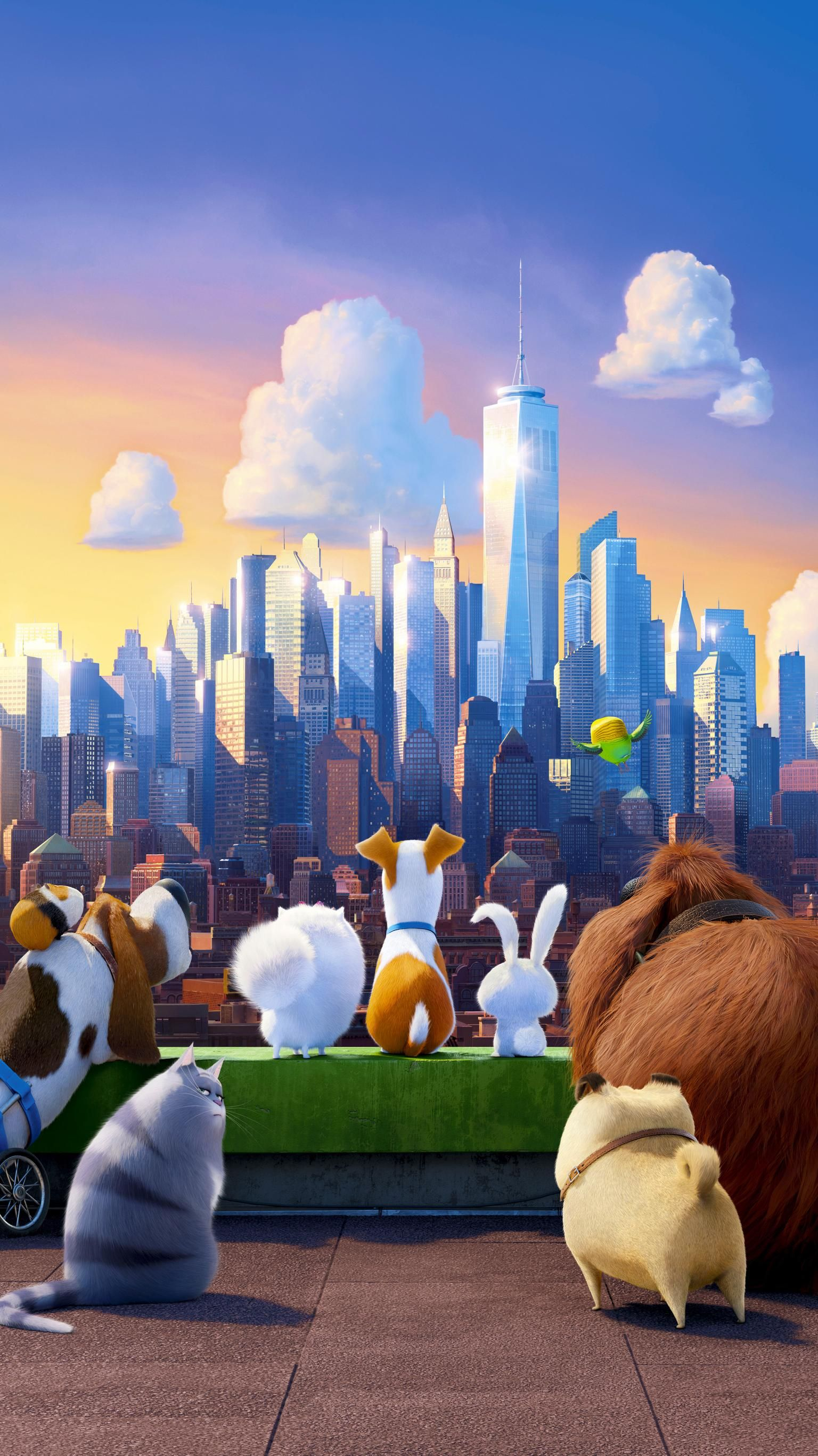 The Secret Life Of Pets 2016 Phone Wallpaper Moviemania Funny Movies For Kids Secret Life Of Pets Pets Movie