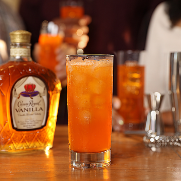 Drinks To Make With Crown Royal Vanilla