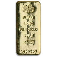 Gold Bars 1 Kilo Bullion From Blanchard