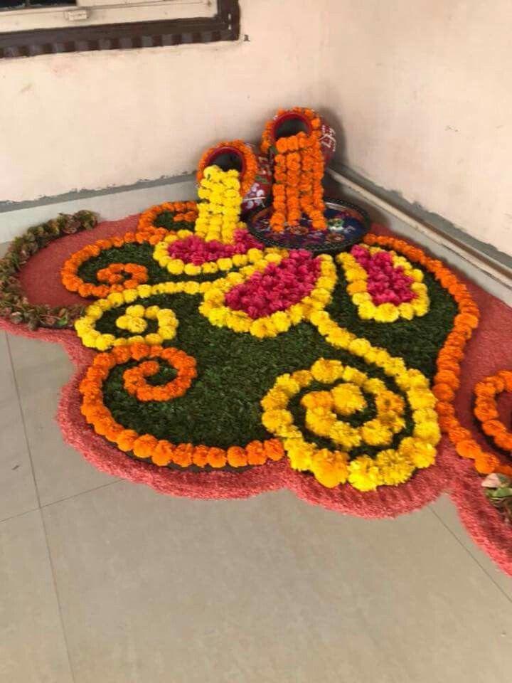 Kankupagla Diy Diwali Decorations Colorful Rangoli Designs Diwali Decorations At Home