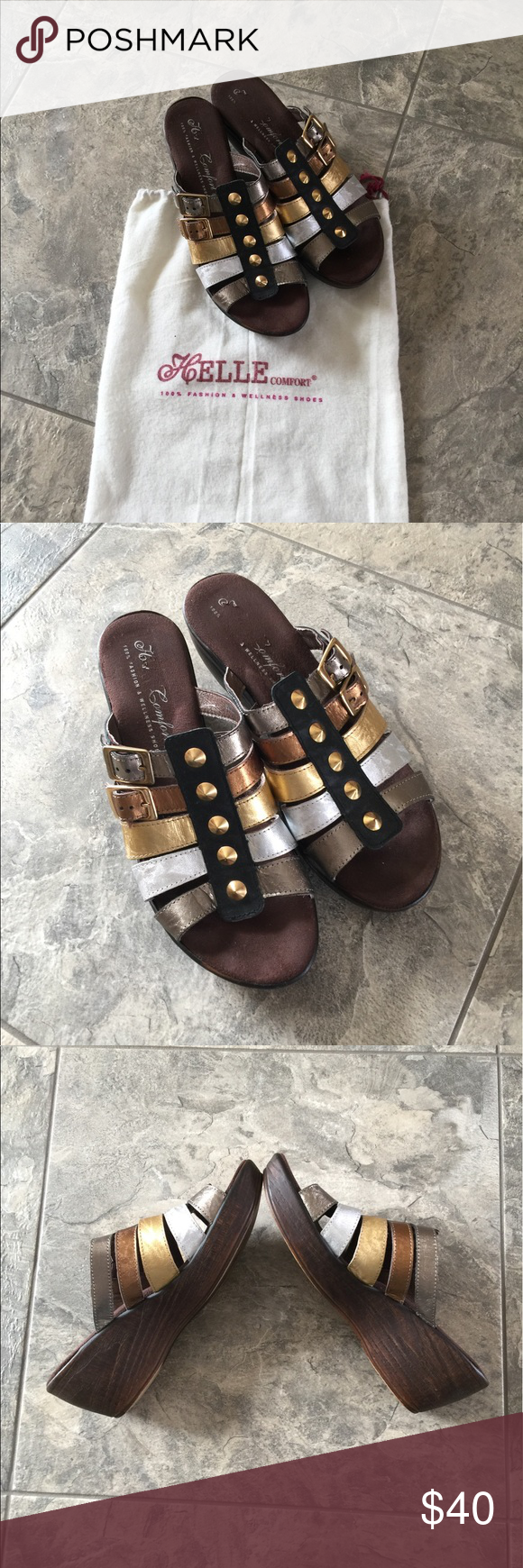 lasts stock store helle comfort online hurry s melissa p sandals wedge metallic canada womens comforter multi shoes while women