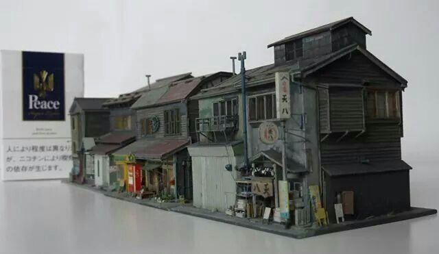 1 150 Matsuba ハウス 建築 ドールハウス