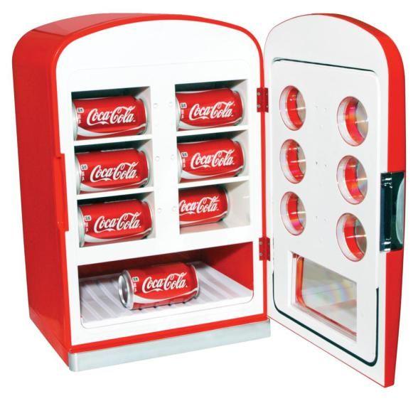 Vending machine maquina dispensadora de latas coca cola - Regalos coca cola ...