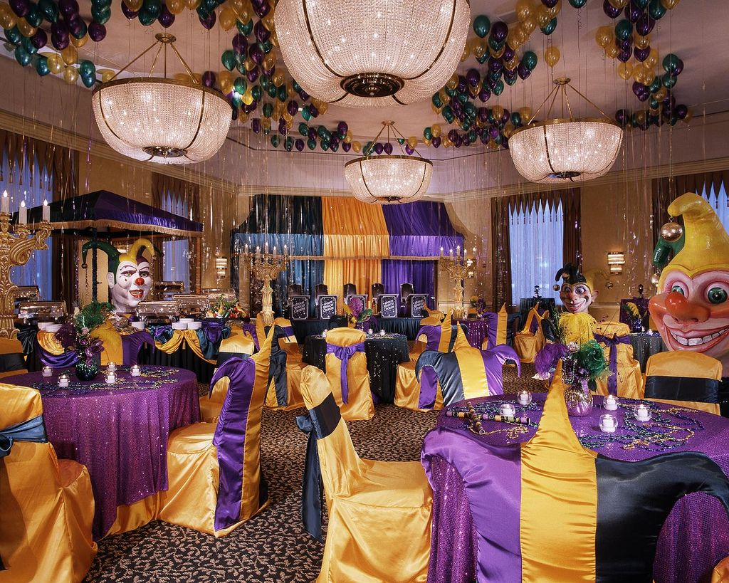 Mardi Gras Ball Decorations New Orleans Hotels & Mardi Gras Nightlife  Mardi Gras Orleans