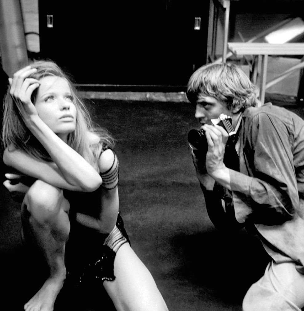 david hemmings and veruschka sex scene