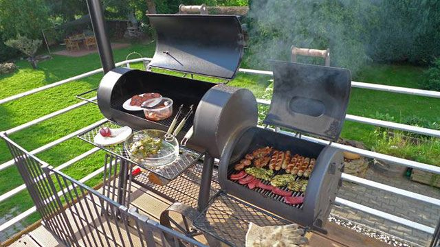 Tips To Buy A Smoker Grill Smoker Grills Pinterest
