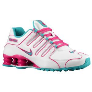 competitive price 6f3a2 1864e Nike Shox Nz - Women's at Eastbay | shoes | Nike shoes, Nike ...