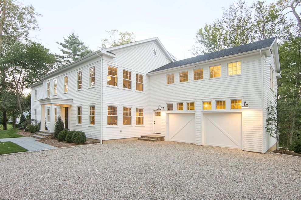 Image Result For Modern Farmhouse With Detached Garage