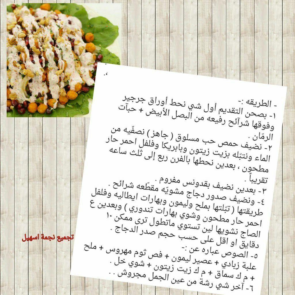 Pin By Wafa Swedik On أكلات شهية