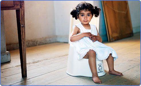 Amazon Com Babybjorn Potty Chair Blue Baby Potty Chair Baby Bjorn Potty