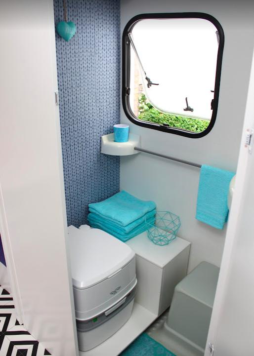 Caravan hollands toilet caravanity 9 camper - Interior caravana ...