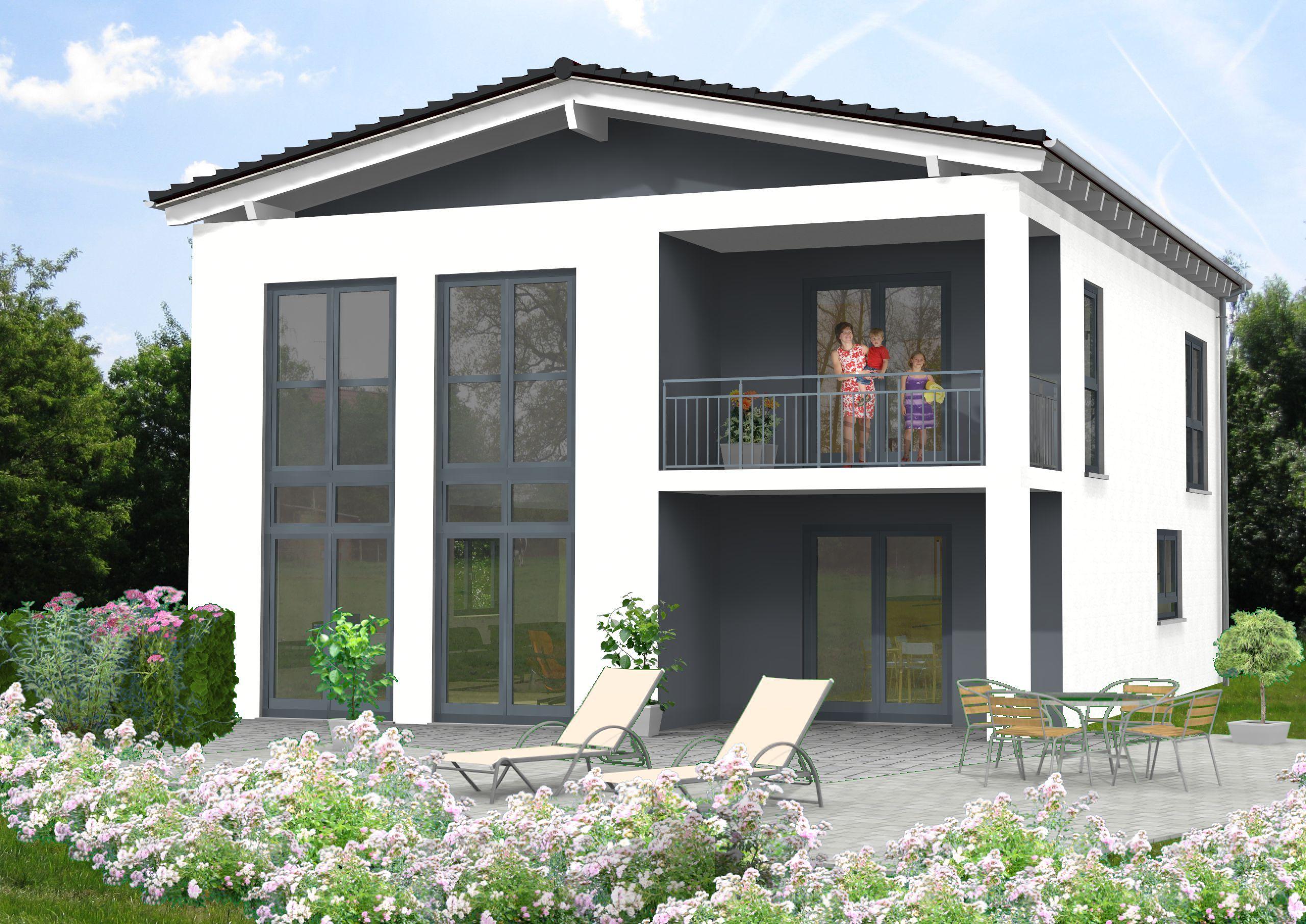 Moderne doppelhäuser satteldach  modernes haus satteldach - Google-Suche | häuser | Pinterest ...