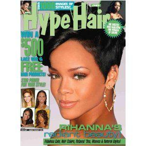 Robot Check Hair Magazine Black Hair Magazine Hype Hair