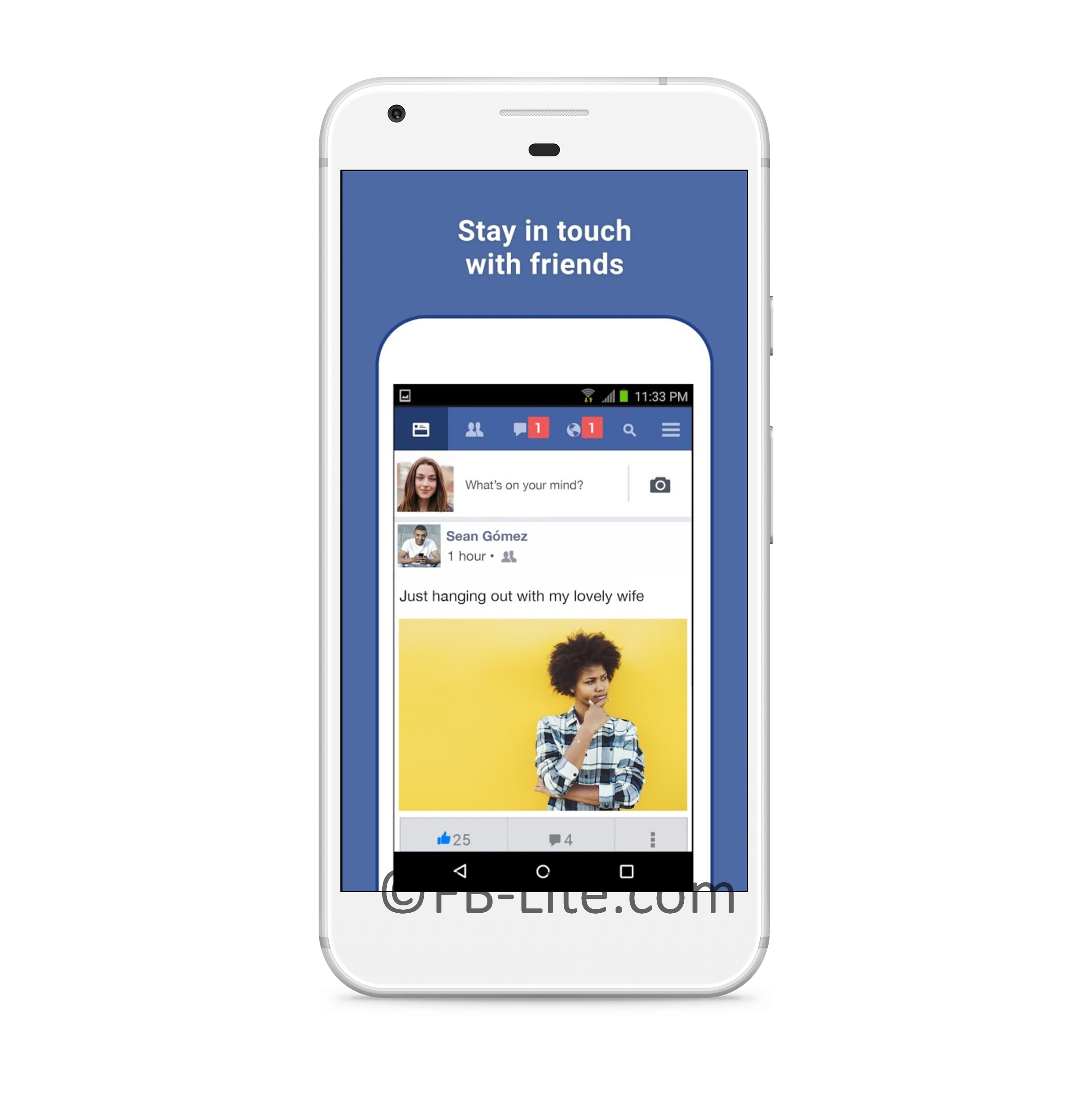 Facebook Lite Download for Android & iOS (iPhone & iPad