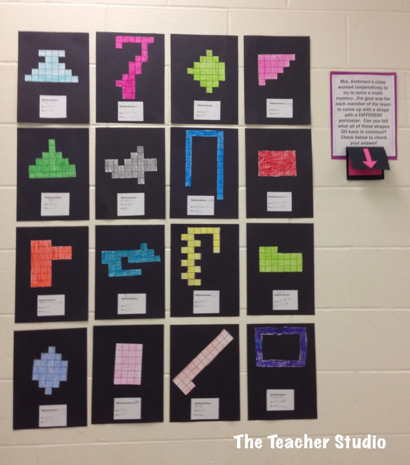 Fourth Grade Studio Learning Thinking Creating