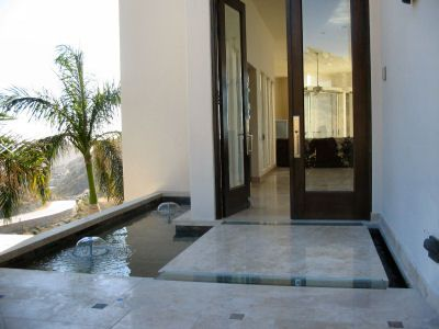 Front Door Entry Water Features Outdoor Entryway Water Features